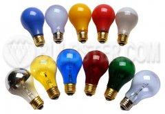Colored Light Bulbs colored light bulbs : halogen light bulbs at bulbster: the